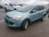 2013 Ford Escape SEL Sport Utility EcoBoost I4 GTDi DOHC Turbocharged VCT