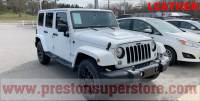 Used 2018 Jeep Wrangler JK Unlimited Sahara SUV in Burton, OH