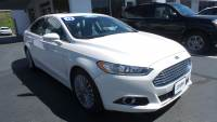 Pre-Owned 2013 Ford Fusion Titanium Sedan