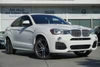 Certified 2016 BMW X4 xDrive35i in Atlanta GA