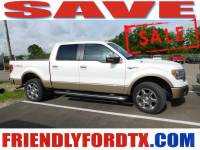 Used 2013 Ford F-150 King Ranch Truck V8 FFV for Sale in Crosby near Houston
