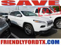 Used 2016 Jeep Cherokee Latitude SUV 4-Cylinder SMPI SOHC for Sale in Crosby near Houston