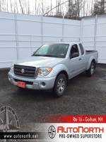 2012 Suzuki Equator Sport 4WD (A5) Truck Extended Cab