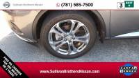 Certified Pre-Owned 2017 Nissan Murano Platinum SUV For Sale in Kingston, MA