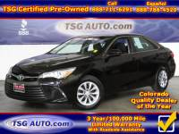 2016 Toyota Camry 4dr Sdn I4 Man LE (Natl)