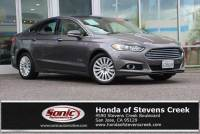 Pre-Owned 2013 Ford Fusion Energi 4dr Sdn Titanium