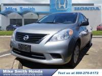 Pre-Owned 2014 Nissan Versa BASE Front Wheel Drive Cars
