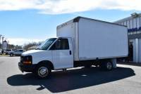 2007 Chevrolet Express G3500 Box Truck with Lift