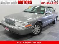2003 Mercury Grand Marquis 4dr Sdn LS Premium