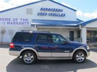 Used 2007 Ford Expedition Eddie Bauer 4x4 SUV For Sale Bend, OR