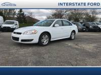 Used 2010 Chevrolet Impala LT Sedan V6 SFI Flex Fuel in Miamisburg, OH