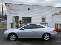 2004 Honda Accord EX coupe AT 5-Speed Automatic