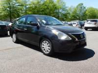 2017 Nissan Versa 1.6 S 1.6 S Sedan 4A in Norfolk