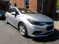 2018 Chevrolet Cruze LT Auto LT Auto Sedan in Norfolk