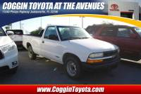 Pre-Owned 2000 Chevrolet S-10 Truck Regular Cab 4x2 in Jacksonville FL