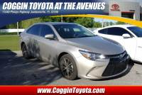 Pre-Owned 2017 Toyota Camry XSE Sedan Front-wheel Drive in Jacksonville FL