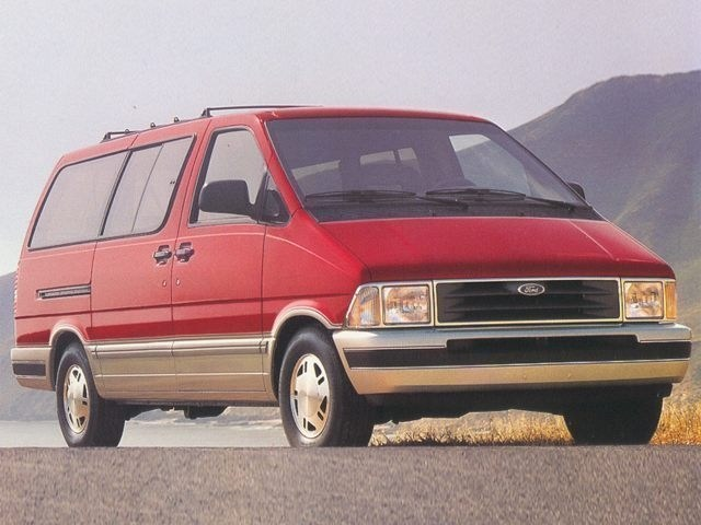 Photo Used 1993 Ford Aerostar Eddie Bauer For Sale in Allentown, PA