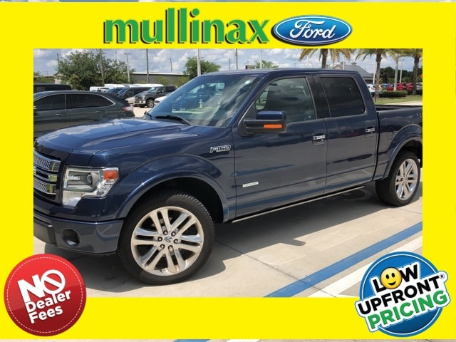 Photo Used 2014 Ford F-150 W 22 Wheels, Luxury Package Truck SuperCrew Cab in Kissimmee, FL