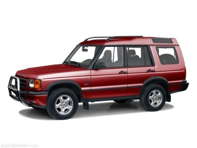 Photo 2001 Land Rover Discovery Series II SE