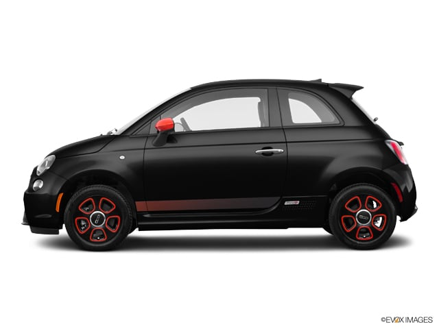 Photo Used 2016 FIAT 500e Battery Electric Hatchback for sale in Carrollton, TX
