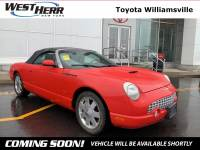 2003 Ford Thunderbird Convertible For Sale - Serving Amherst