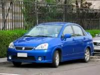 2006 Suzuki Aerio Premium 4dr Sedan w/Manual