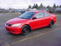2004 Honda Civic Value Package 2dr Coupe