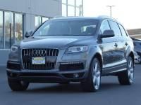2012 Audi Q7 AWD 3.0T quattro S line Prestige 4dr SUV