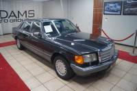 1989 Mercedes-Benz 420-Class 420 SEL 4dr Sedan