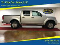 2015 Nissan Frontier 4x4 SV 4dr Crew Cab 5 ft. SB Pickup 5A