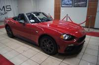 2017 FIAT 124 Spider Abarth 2dr Convertible