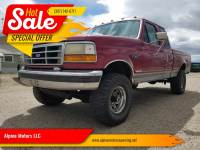 1995 Ford F-150 2dr XLT 4WD Extended Cab SB