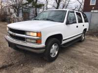 1996 Chevrolet Tahoe 4dr LS 4WD SUV