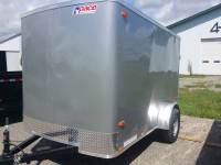 2019 Pace American 6 x 10Flat Front OutBack