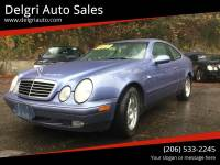 1998 Mercedes-Benz CLK CLK 320 2dr Coupe