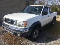 1999 Nissan Frontier 2dr XE 4WD Standard Cab SB