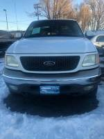 2002 Ford F-150 4dr SuperCrew King Ranch 4WD Styleside SB