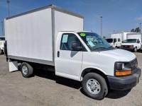 2015 Chevrolet Express Cutaway 3500 2dr 139 in. WB Cutaway Chassis w/1WT