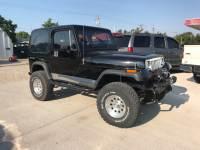 1987 Jeep Wrangler Base 2dr 4WD SUV