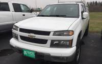 2010 Chevrolet Colorado 4x4 Work Truck 4dr Extended Cab