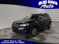 2019 Jeep Cherokee Latitude Plus 4x4 SUV in Duncansville | Serving Altoona, Ebensburg, Huntingdon, and Hollidaysburg PA