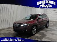 2019 Jeep Cherokee Latitude Plus FWD SUV in Duncansville | Serving Altoona, Ebensburg, Huntingdon, and Hollidaysburg PA