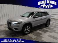 2019 Jeep Cherokee Limited 4x4 SUV in Duncansville | Serving Altoona, Ebensburg, Huntingdon, and Hollidaysburg PA