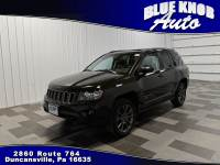 2017 Jeep Compass Sport 4x4 SUV in Duncansville | Serving Altoona, Ebensburg, Huntingdon, and Hollidaysburg PA