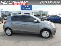 Pre-Owned 2017 Mitsubishi Mirage ES FWD Hatchback