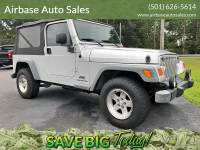 2005 Jeep Wrangler Unlimited 4WD 2dr SUV