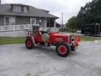 1965 fire truck fire truck