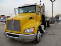 2009 Kenworth T270 4X2 2dr Chassis