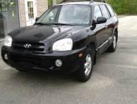 2005 Hyundai Santa Fe AWD GLS 4dr SUV