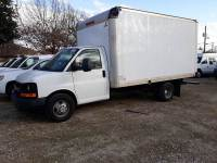 2012 Chevrolet Express Cutaway 3500 2dr Commercial/Cutaway/Chassis 159 in. WB